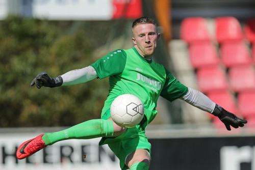 Thom Jonkerman nieuwe keeper VVSB